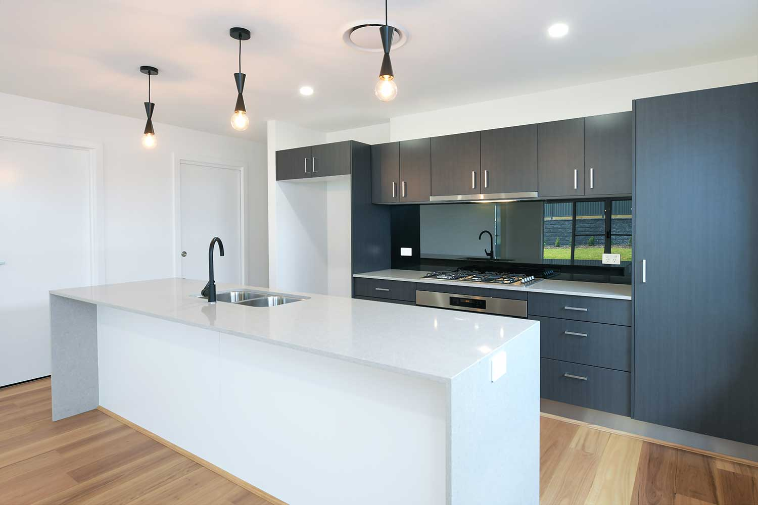Small Block, Smart Design Homes | Graph Residential